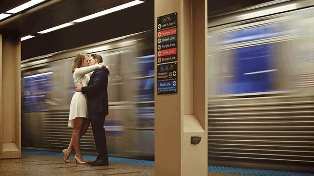 Ljubavni trenutak koji traje vječnost